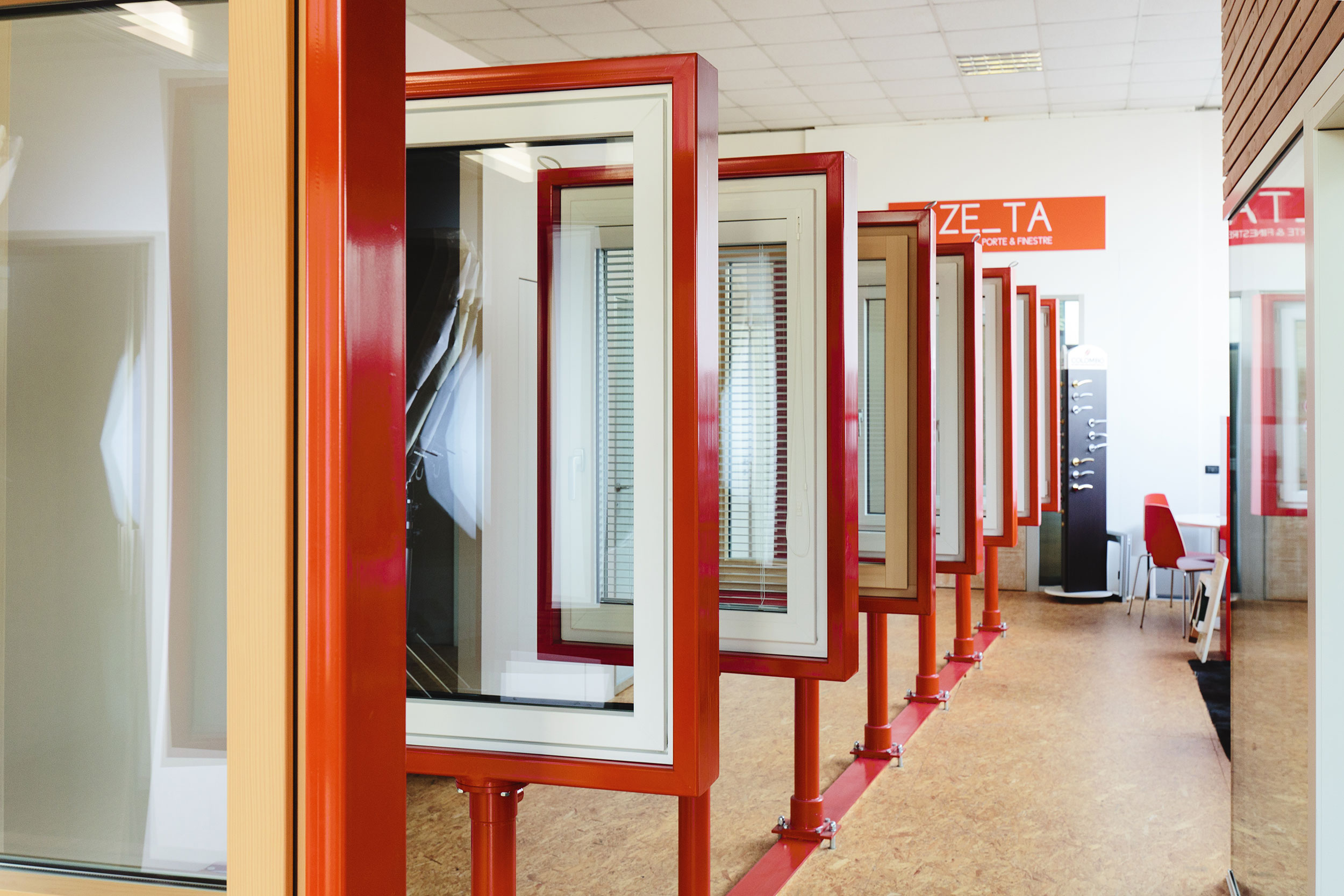 Showroom Zeta Porte E Finestre
